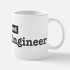 Retired Marine Engineer Small Small Mug