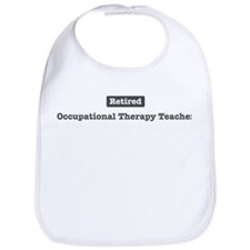 Retired Occupational Therapy Bib