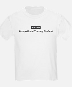 Retired Occupational Therapy T-Shirt