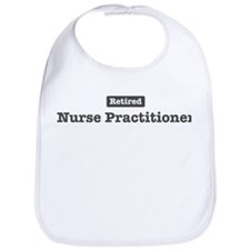Retired Nurse Practitioner Bib