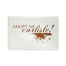 Adopt Me Carlisle! Rectangle Magnet