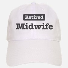 Retired Midwife Baseball Baseball Cap