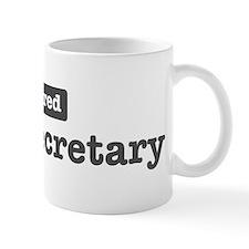 Retired Legal Secretary Mug