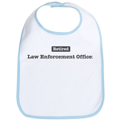 Retired Law Enforcement Offic Bib