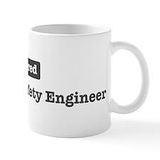 Retired Health and Safety Eng Mug