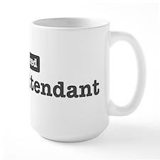 Retired Flight Attendant Mug