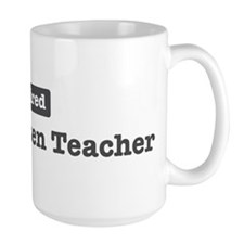 Retired Kindergarten Teacher Mug