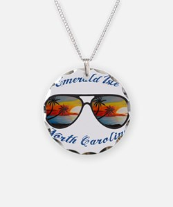 North Carolina - Emerald Isl Necklace