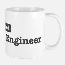 Retired Industrial Engineer Mug