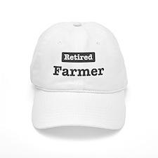 Retired Farmer Baseball Cap