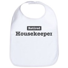 Retired Housekeeper Bib