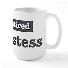 Retired Hostess Mug