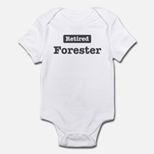 Retired Forester Infant Bodysuit