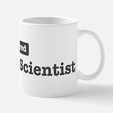 Retired Forensic Scientist Mug