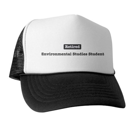 Retired Environmental Studies Trucker Hat