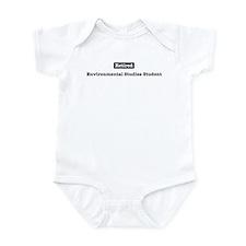 Retired Environmental Studies Infant Bodysuit
