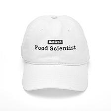 Retired Food Scientist Baseball Cap