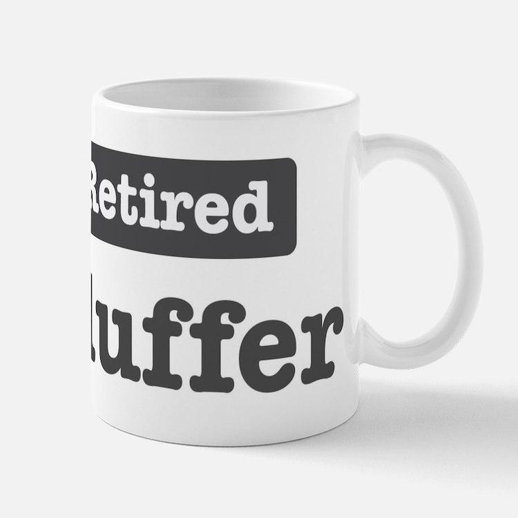 Retired Fluffer Mug