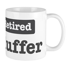 Retired Fluffer Small Mug
