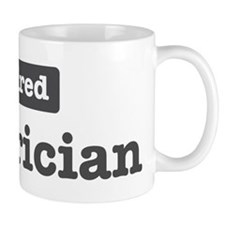 Retired Electrician Mug