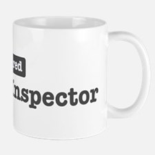 Retired Customs Inspector Mug