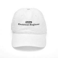 Retired Electrical Engineer Baseball Cap