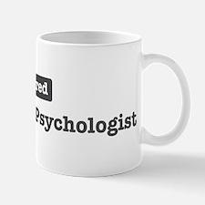 Retired Educational Psycholog Mug