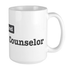 Retired Education Counselor Mug