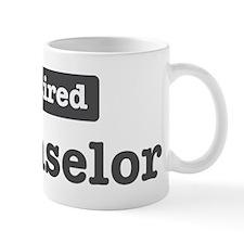 Retired Counselor Mug