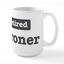 Retired Coroner Mug