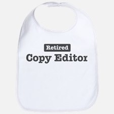 Retired Copy Editor Bib