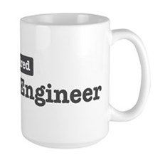 Retired Ceramic Engineer Mug