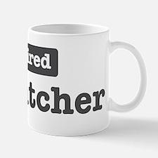 Retired Dispatcher Small Small Mug