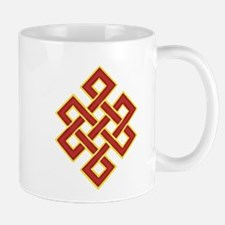 Traditional Endless Knot Mug