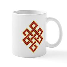 Traditional Endless Knot Mug