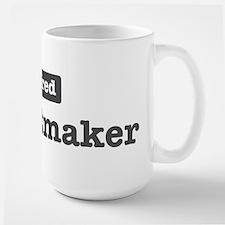 Retired Cabinetmaker Ceramic Mugs