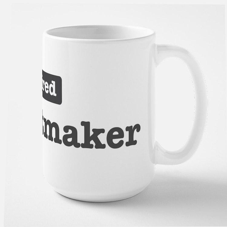 Retired Cabinetmaker Mug
