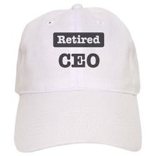 Retired CEO Baseball Cap