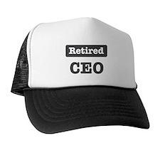 Retired CEO Trucker Hat