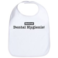 Retired Dental Hygienist Bib