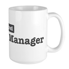Retired Database Manager Mug