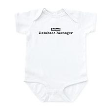 Retired Database Manager Infant Bodysuit