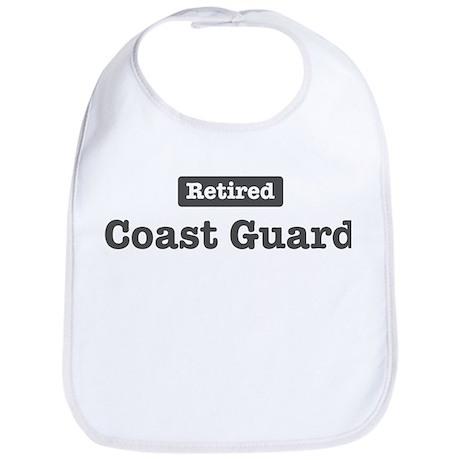 Retired Coast Guard Bib