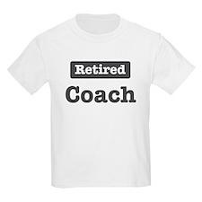 Retired Coach T-Shirt