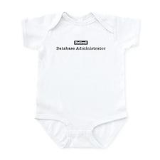 Retired Database Administrato Infant Bodysuit