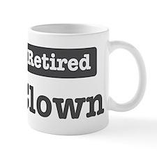 Retired Clown Small Mug