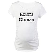 Retired Clown Shirt