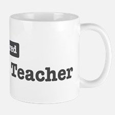 Retired Darwism Teacher Mug