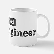 Retired Civil Engineer Mug