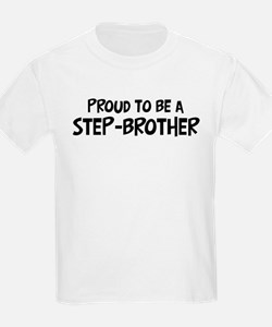 Proud to be Step-Brother T-Shirt